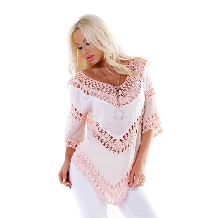 65684f95e2d Loveourfashion.cz - Plážové oblečení - Dámská letní plážová tunika ...